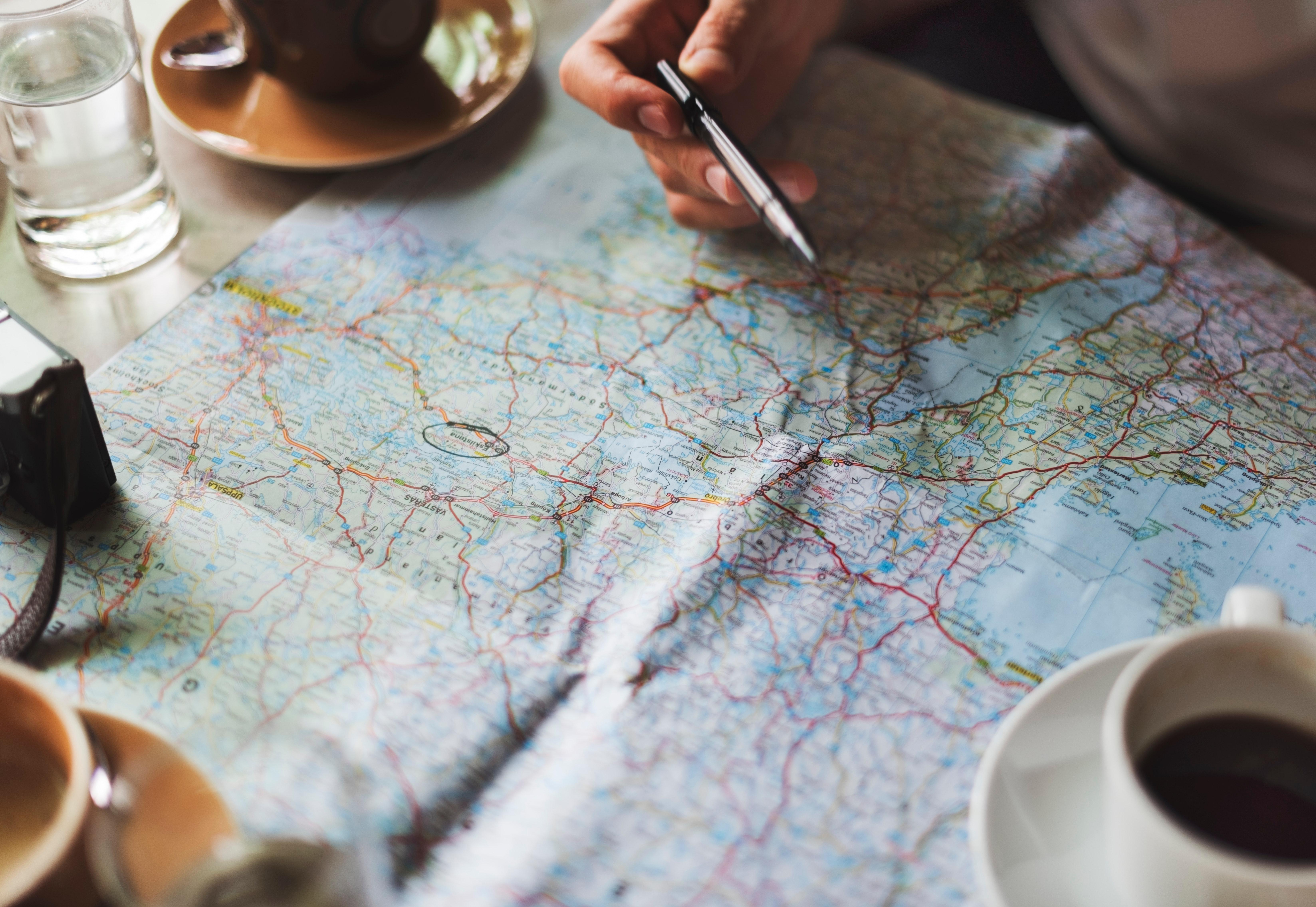 計劃屬於你的一場旅行